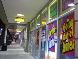Photo of Store Closing