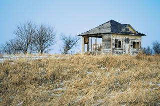 Image of a old house